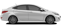 Hyundai Accent, Renault Fluence vb.